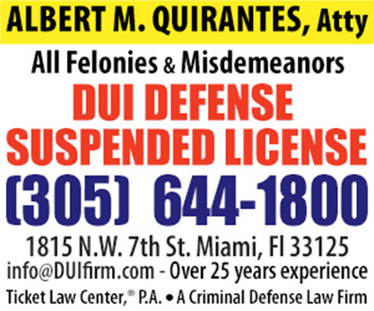 Miami dui defense attorney
